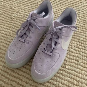 Purple AF 1